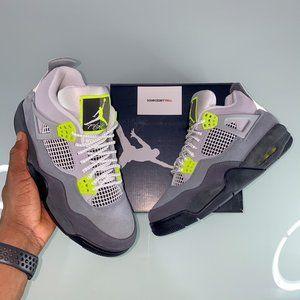 Air Jordan 4 'OG 95 NEON'